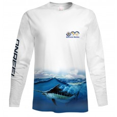 T-shirt Universo Marino de Polyester Sublimation